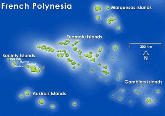 BAYRIA TRAVEL - TAHITI